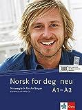 Norsk for deg neu A1-A2: Norwegisch für Anfänger. Kursbuch + MP3-CD (Norsk for deg neu / Norwegisch für Anfänger)