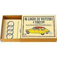 Marcvidal Marcvidal469 46 Car Logos para Buscar Juguete educativo