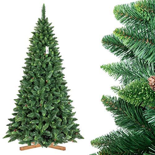 FairyTrees Árbol de Navidad Artificial Pino