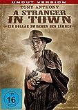 Locandina A Stranger In Town - Ein Dollar zwischen den Zähnen - (Uncut) [Edizione: Germania]