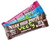 Veety - Vegan High Protein Bar 30% Mix - Veganer Protein Riegel - Superfood  Reis Erbse Hanf Protein Vegan Natural Raw Roh Made in Bavaria
