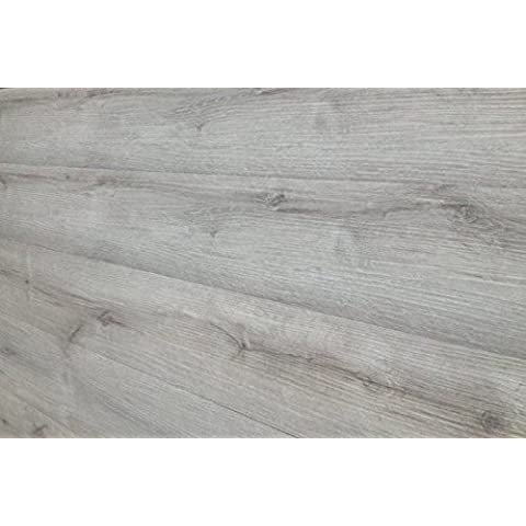 3,2 mm Click Vinilo maciza Wood Salt, 3,2 x 150 x 1220 mm