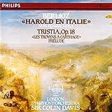 Berlioz : Harold En Italie, Tristia Op.18, Les Troyens à Carthage (Prélude)