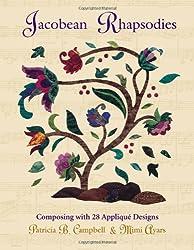Jacobean Rhapsodies: 28 Applique Designs
