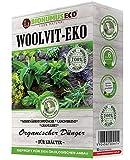 WOOLVIT-EKO organische Mischdünger-granuliert