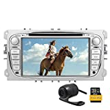 Best Image Bluetooth Audio Receiver For Cars - Doublel din 7Inch Car DVD Player For Ford Review