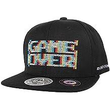 WITHMOONS Gorras de béisbol Gorra de Trucker Sombrero de Baseball Cap Snapback  Hat Game Over Embroidery e3e7afaebbb