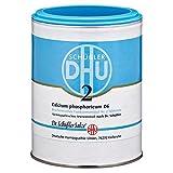 Biochemie Dhu 2 Calcium phosphorus D 6 Tabletten 1000 stk