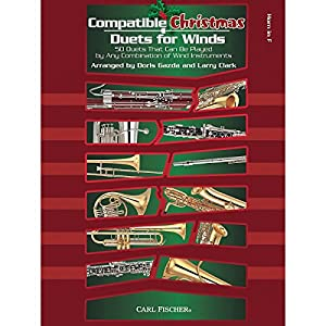 Compatible Christmas Duets For Winds: French Horn - Sheet Music
