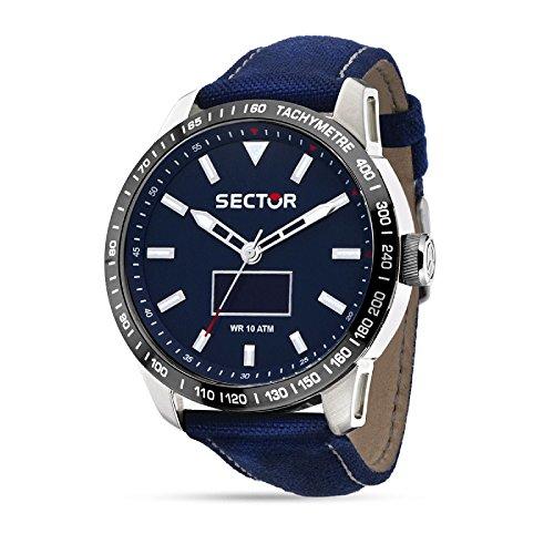 Sector Herren-Armbanduhr R3251575011