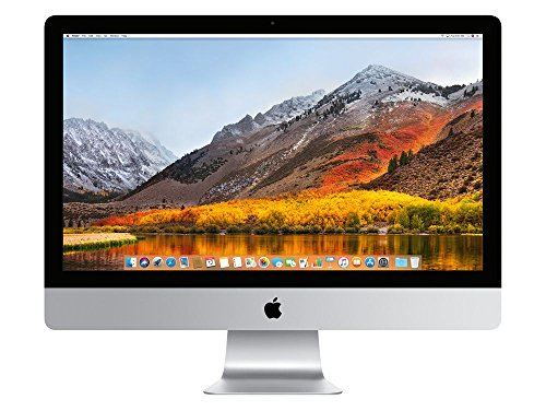 Apple iMac 3.4GHz 27Zoll 5120 x 2880Pixel Silber All-in-One-PC, MNE92D/A