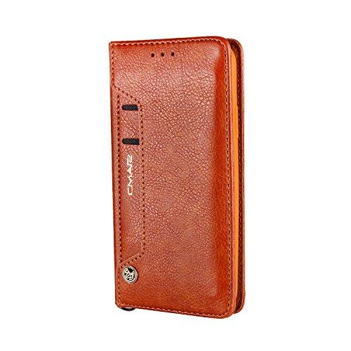 Funda iPhone XS MAX,KelaSip Billetera de Cuero[Ranuras para...