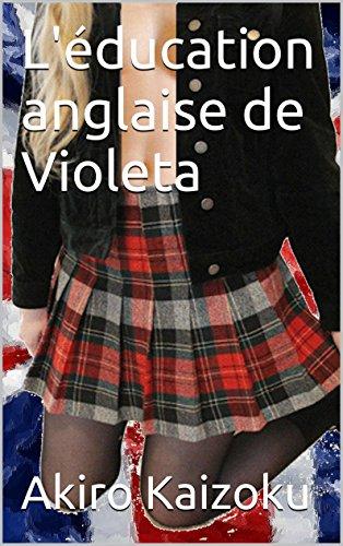 Couverture du livre L'éducation anglaise de Violeta