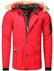 Geographical Norway Boeing Parka Homme