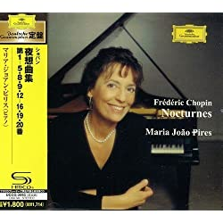 Chopin: Nocturnes by Maria Joao Pires (2011-09-07)