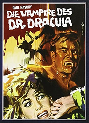 Die Vampire des Dr. Dracula - Paul Naschy: Legacy of a Wolfman 4 [Blu-ray] [Import allemand]