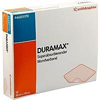 Duramax Wundverband 10x10 cm, 10 St preisvergleich bei billige-tabletten.eu
