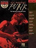 Classic Punk: Guitar Play-Along Volume 102 by Hal Leonard Corp. (2010-04-01)