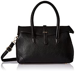 Diana Korr Womens Handbag (Black) (DK89HBLK)