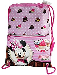 Disney Minnie Sweet Cake Mochilla Bolso Escolar