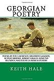 Georgian Poetry: Poems by D.H. Lawrence, Siegfried Sassoon, Rupert Brooke, Robert Graves, Edmund Blunden, Walter de la Mare & others