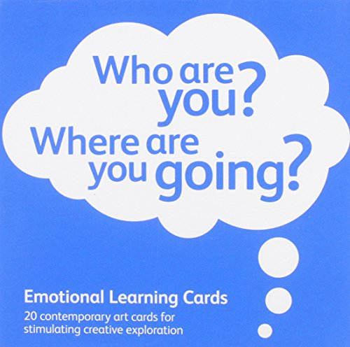 Who are You? Where are You Going? (Emotional Learning Cards)