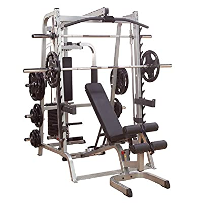 Body-Solid Series 7 Smith Master Package (Q) by Body-Solid