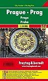 Prag, Stadtplan 1:10.000, City Pocket + The Big Five, freytag & berndt Stadtpläne - Freytag-Berndt und Artaria KG