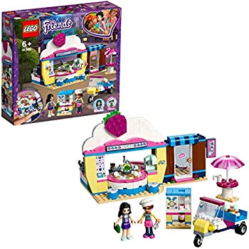 b4dfbeeff79 LEGO 41336 Friends Heartlake Emma s Art Café Playset