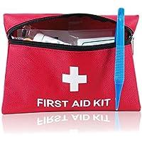 Erste-Hilfe-Set, Erste-Hilfe-Tasche, YOCZOX Verbandskasten, Mini wasserdichtes Erste-Hilfe Set, Bewegliches Haupt... preisvergleich bei billige-tabletten.eu