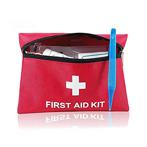 13 PCS First Aid Kits, First Aid Supplies, Medical Treatment Kit, Car Emergency Kit, Survival Kit, Medical Trauma Kit, YOCZOX Home Rescue, Lightweight and Durable, Outdoor First Aid Kit for Car, Sports, Hiking, Travel, Camping, Perfect for Indoor &