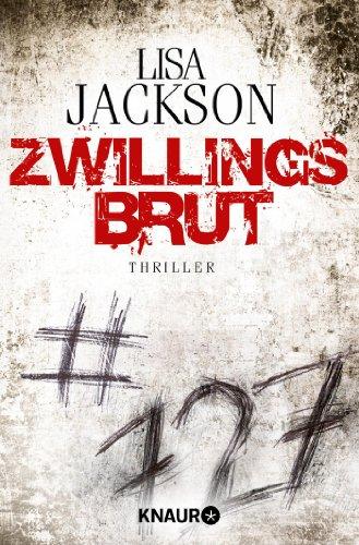Buchseite und Rezensionen zu 'Zwillingsbrut: Thriller' von Lisa Jackson