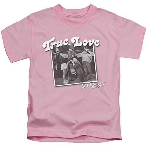 2Bhip gauner cbs tv-serie wahre liebe T-shirt für Jungen Jugend (5/6) Rosa (Pink-jugend-mädchen T-shirt)
