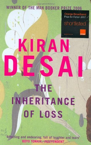 The Inheritance of Loss by Kiran Desai (2006-08-31)