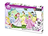 Nathan - 86844 - Puzzle Enfant Classique - Dans Le Jardin des Princesses - 150 Pièces