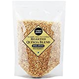 #4: Urban Platter Roasted Quinoa Puff Snack, Magic Masala, 300g [Gluten-free, Delicious & Fine Quality]