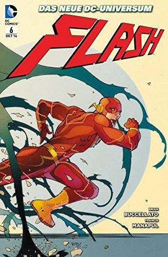 Flash: Bd. 6: Geisterjagd in Central City (Jahr In Der Champagne)