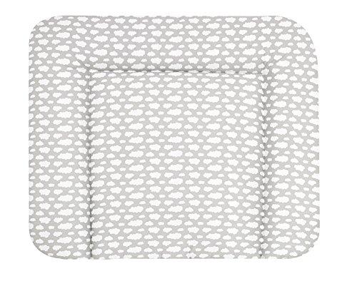 Preisvergleich Produktbild Alvi Wickelauflage 70x85 cm Molly Wolke silber 653-9