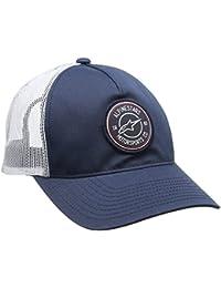 Alpinestars Men's Trans Corp Men's Logo Flexfit Hat Curved Bill Flex Back Baseball Cap
