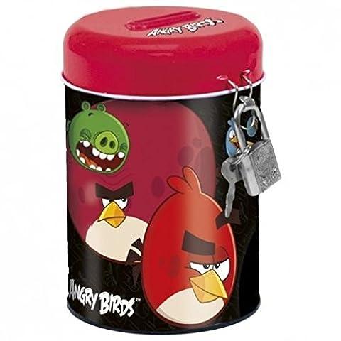 Skarbonka z klódka Angry Birds