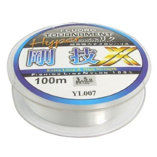 sourcingmapr-35-nylon-trasparente-filo-030mm-dia-15kg-da-pesca-linea-bobina-100m