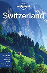 Lonely Planet Switzerland (Travel Guide) by Lonely Planet (2015-05-15)