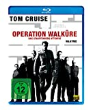 Operation Walküre - Das Stauffenberg Attentat [Blu-ray] -