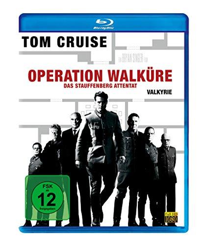 Bild von Operation Walküre - Das Stauffenberg Attentat [Blu-ray]