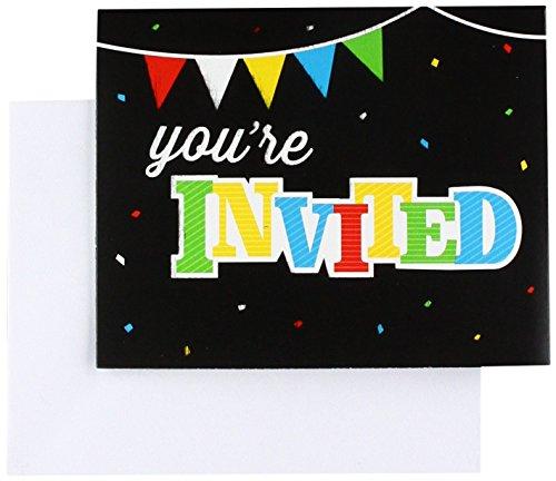 Creative Converting 48Zählen Graduation Party Einladungen, Kopf der Klasse