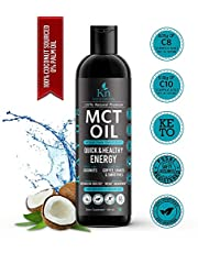 Kayos Naturals MCT Oil From Coconut Unsweetened Keto Diet S
