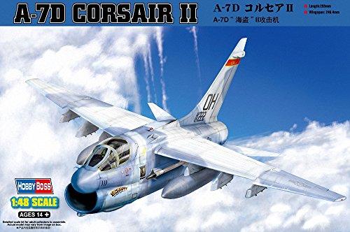Preisvergleich Produktbild Hobby Boss 80344 Modellbausatz A-7D Corsair II