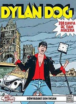 Dylan Dog 30 - Dunyadaki Son Insan