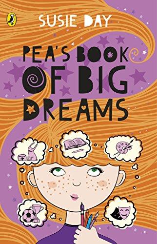 Pea's Book of Big Dreams (English Edition)