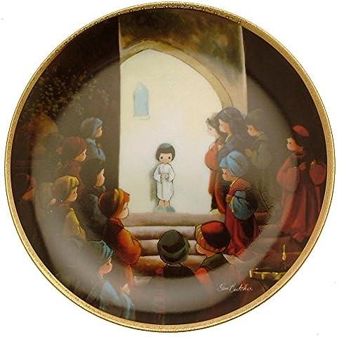 Hamilton Collezione Gesù nel tempio momenti preziosi Bibbia storia Sam macellaio hj235